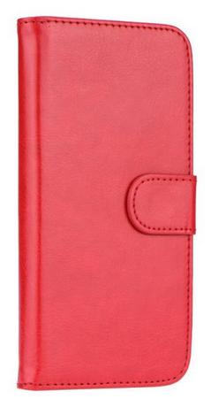 Pouzdro typu kniha Magnet Twin 2v1 červené